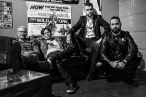 Soundtrack il nuovo disco della rock band dall'immaginario vintage/horror dei Retrolove