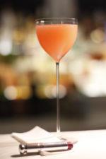 SELFIE, il drink di Valeria Bassetti, co-fondatrice e partner di Drink-It ideato per San Valentino