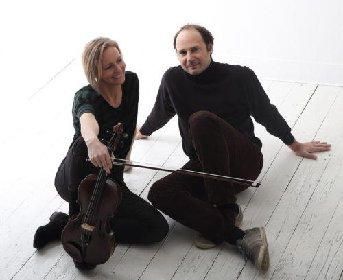 Musiche di Beethoven, Bloch e Hindemith con Danusha Waskiewicz e Andrea Rebaudengo allo Spazio Teatro 89 di Milano