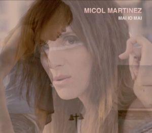 """""""Mai io mai"""", il brano della cantautrice Micol Martinez arriva sulle piattaforme streaming e in digital download"""