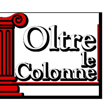 oltre le colonne blog logo