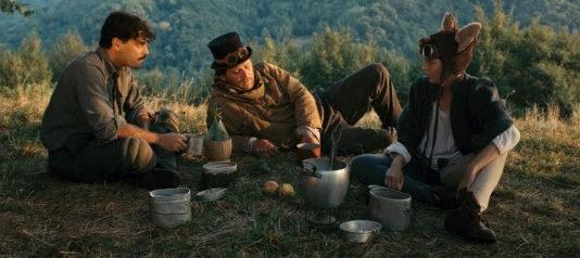 """Dario Leone arriva sulle piattaforme con il film """"Le Guerre Horrende"""" di  Luca Immesi e Giulia Brazzale - Oltre le colonne"""