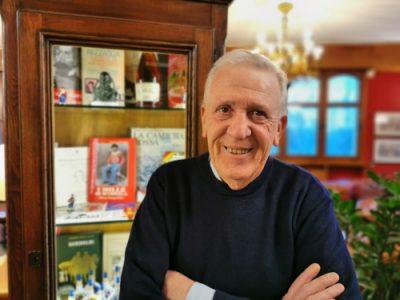 Gustavo Vitali, autore del libro giallo Il Signore di Notte
