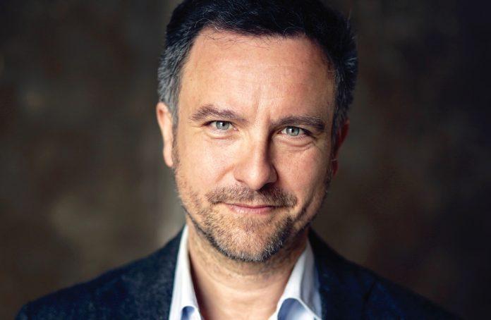 L'attore romano Maurizio Bianucci
