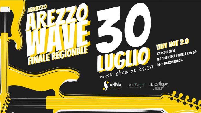 Finale regionale Arezzo Wave Abruzzo
