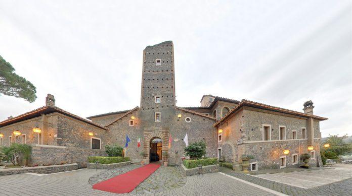 Castello della Castelluccia - Apollo dionisiaco Roma