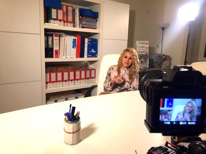 Cristina Zambrano Leon la prima giornalista che da focus alla musica latina in Italia