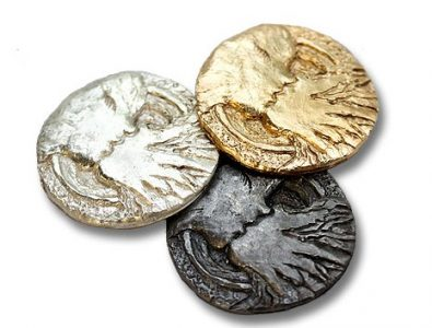 Medaglie Apollo dionisiaco