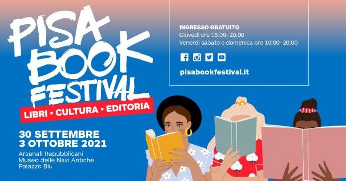 Gli autori Laura Mancini e Andrea Barricelli portano la collana SenzaBarcode al festival dell'editoria indipendente di Pisa.