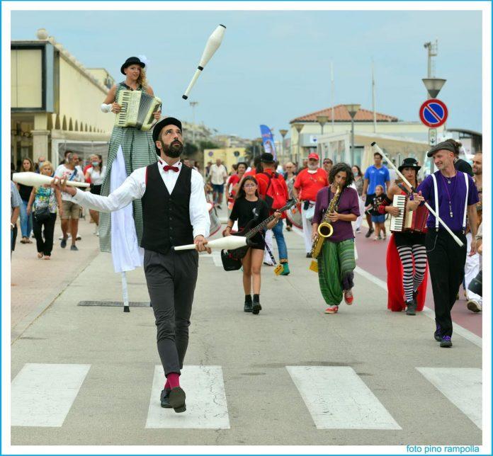 Roma International Buskers Festival