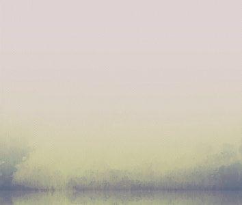 Daniele Bongiovanni, The landscape is inside and outside of man I, quadrittico, 35x50 cm cad., olio su tela, 2020 - Dettaglio